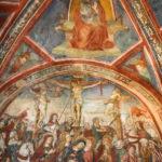 Santuario dell'Icona Passatora abside affrescata