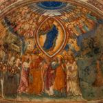Santuario della Madonna di Filetta abside affrescata 2
