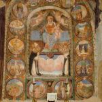 Santuario dell'Icona Passatora affresco