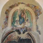 Chiesa di Sant'Agostino affresco