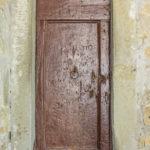 Chiesa di Sant'Antonio Abate antica porta laterale