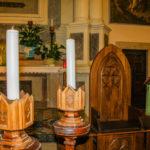 Chiesa di Sant'Agostino candelabri