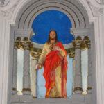 Chiesa di Sant'Agostino cappella del Sacro Cuore