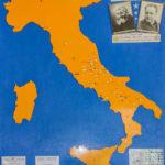 Chiesa di Santa Maria Assunta cartina con opera nazionale di Don Minozzi