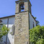 chiesa di sanbenedetto campanile esterno