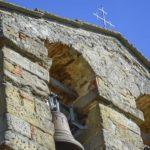 Chiesa di San Martino dettaglio del campanile