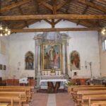 Chiesa di San Martino interno