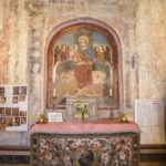 Chiesa di San Martino affresco interno