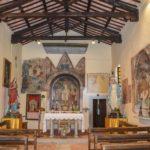 Chiesa di Santa Savina altare interno