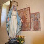 Chiesa di Santa Savina statua della Madonna