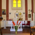 Chiesa Madonna del Carmelo altare