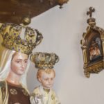 Chiesa Madonna del Carmelo statua