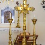 Chiesa Madonna del Carmelo dettaglio interno
