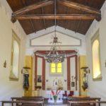 Chiesa Madonna del Carmelo interno