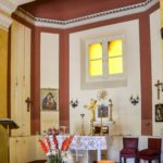 Chiesa Madonna del Carmelo panoramica interno