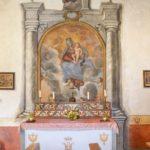 Chiesa di San Martino effige Madonna del Carmine