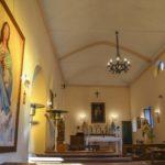 Chiesa Santa Maria Assunta panoramica interna