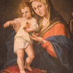 Chiesa Santa Maria Assunta Madonna col bambino