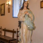Chiesa Santa Maria Assunta statua della Madonna