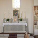 Chiesa Santa Maria della Torre altare