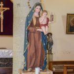 Chiesa Santa Maria della Torre Madonna col bambino