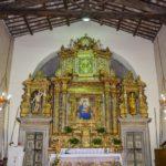Chiesa di Santa Maria delle Grazie altare maggiore