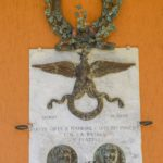Chiesa Santa Maria Liberatrice effigie ai caduti