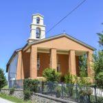 Chiesa Santa Maria Liberatrice esterno