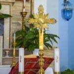 Chiesa Santa Maria Liberatrice particolare altare 2