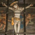 Santuario della Madonna delle Grazie crocifisso