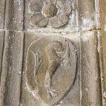 Chiesa di Sant'Antonio Abate dettaglio portale
