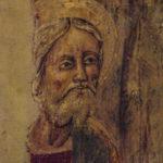 Chiesa di Sant'Antonio Abate dettaglio affresco