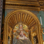 Santuario della Madonna delle Grazie dettaglio altare