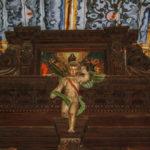 Santuario della Madonna delle Grazie dettaglio interno 2