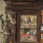Santuario della Madonna delle Grazie dettaglio interno 3