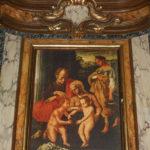 Chiesa di Santa Maria del Suffragio dipinto della Sacra Famiglia