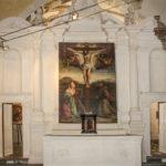 Museo Civico Cola Filotesio dipinto della crocifissione