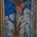 Santuario della Madonna delle Grazie dipinto San Sebastiano