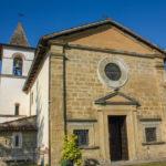 Santuario della Madonna delle Grazie torre campanaria