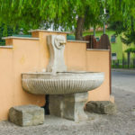 Porta Carbonara fontanile