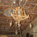 Santuario della Madonna delle Grazie lampadario