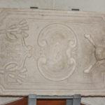Museo Civico Cola Filotesio lapide funeraria
