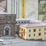 Parco in Miniatura modellino del complesso di San Francesco