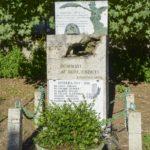 Chiesa Madonna delle Grazie monumento ai caduti