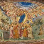 Santuario della Madonna di Filetta pano abside affrescato