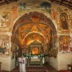 Santuario dell'Icona Passatora Pano Altare