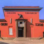 Cinema Teatro Comunale Giuseppe Garibaldi pano esterno