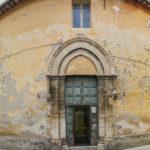 Ex Chiesa di San Fortunato pano esterno