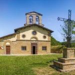 Santuario dell'Icona Passatora pano esterno