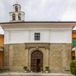 Chiesa Santissimo Crocifisso pano facciata